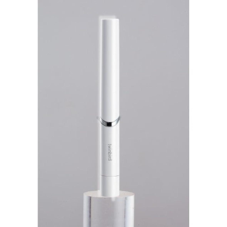 屋内で礼儀ビンツインバード 音波振動式歯ブラシ BD-2741 ホワイト?BD-2741W