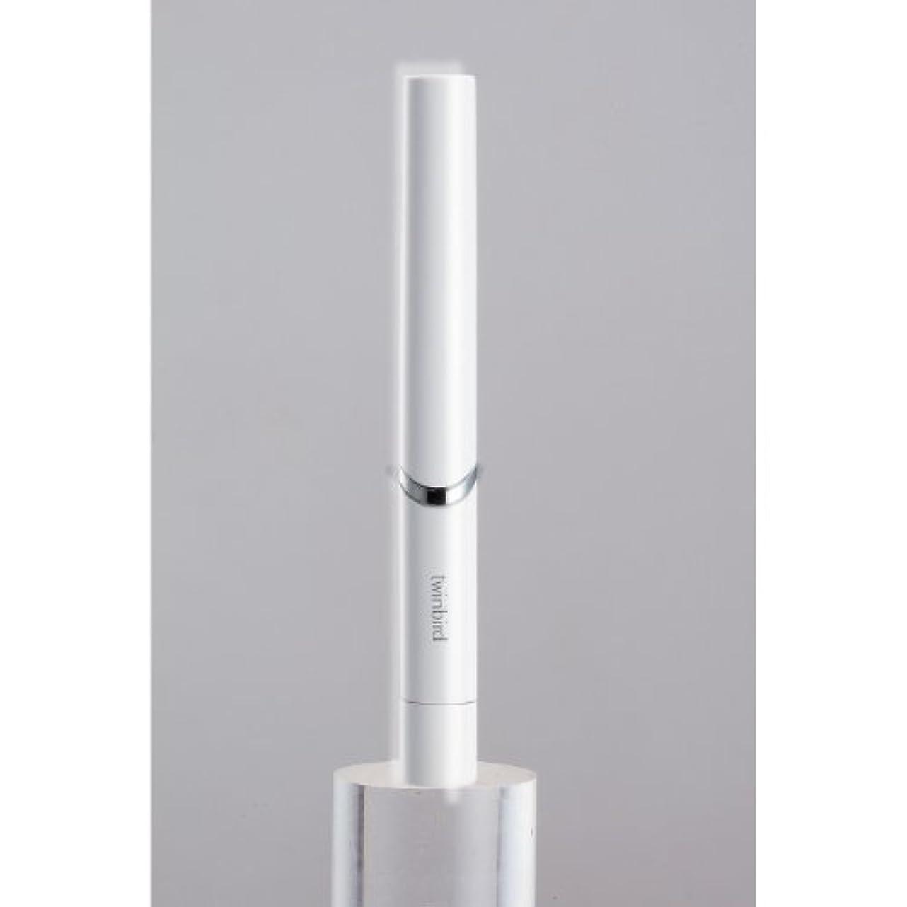 遮る同級生聖職者ツインバード 音波振動式歯ブラシ BD-2741 ホワイト?BD-2741W