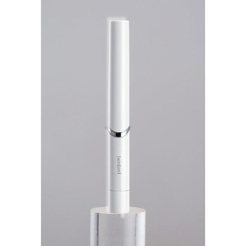 逃す花嫁フィドルツインバード 音波振動式歯ブラシ BD-2741 ホワイト?BD-2741W