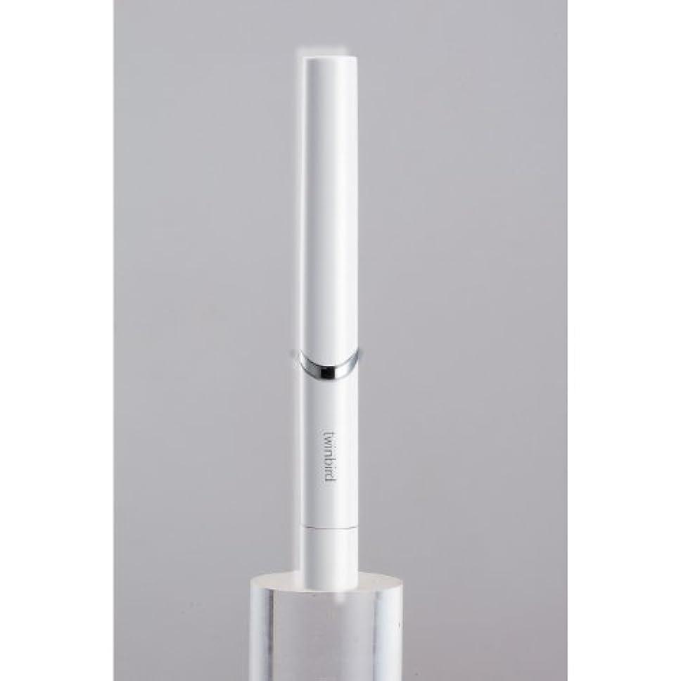 ツインバード 音波振動式歯ブラシ BD-2741 ホワイト?BD-2741W