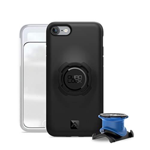 クアッドロック(QUAD LOCK) TPU ポリカーボネイト製ケース iPhone 7/8用 QLC-IP7-B