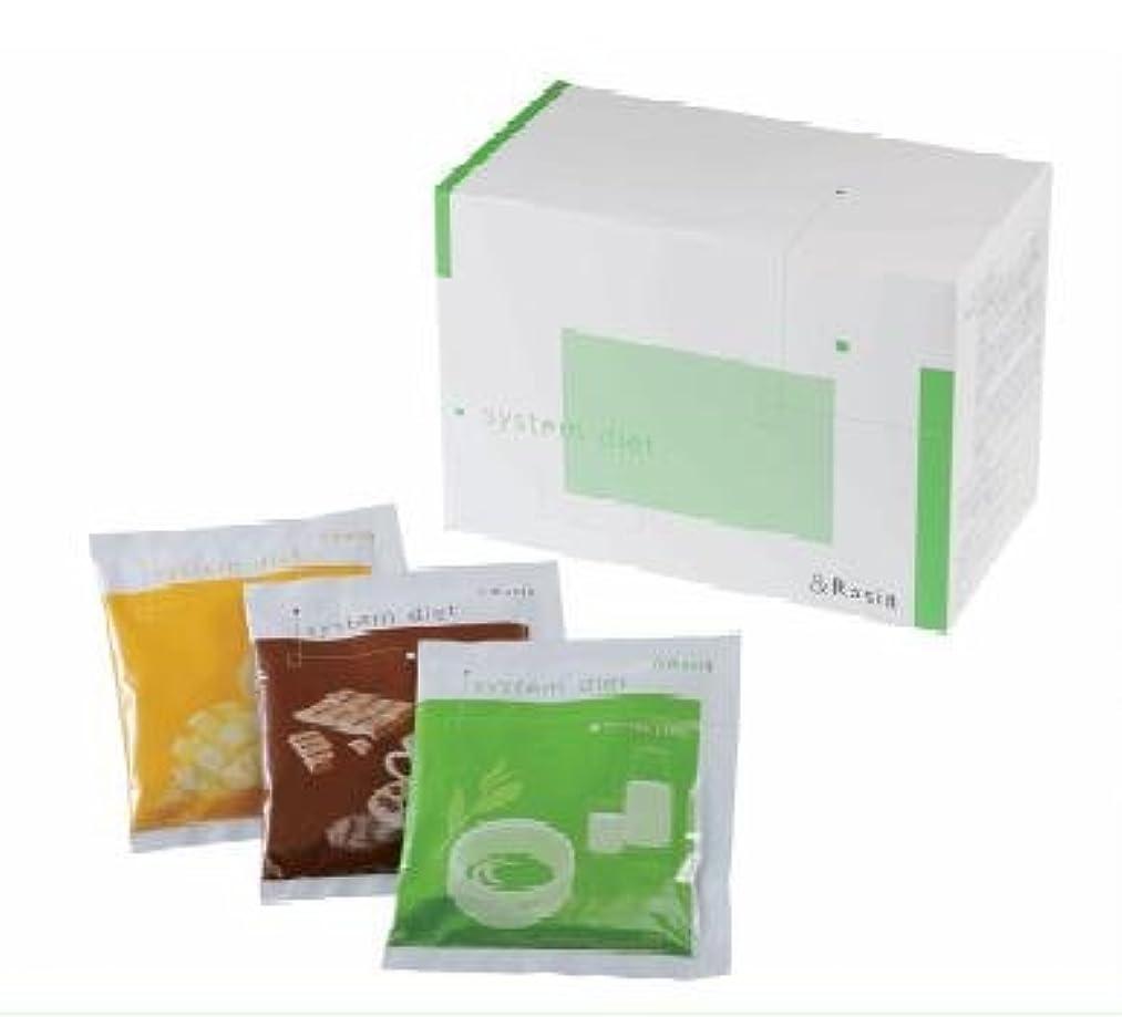 涙が出る再現する代わりにアンドラティア システムダイエット 40g×14包 &ラティア &Ratia