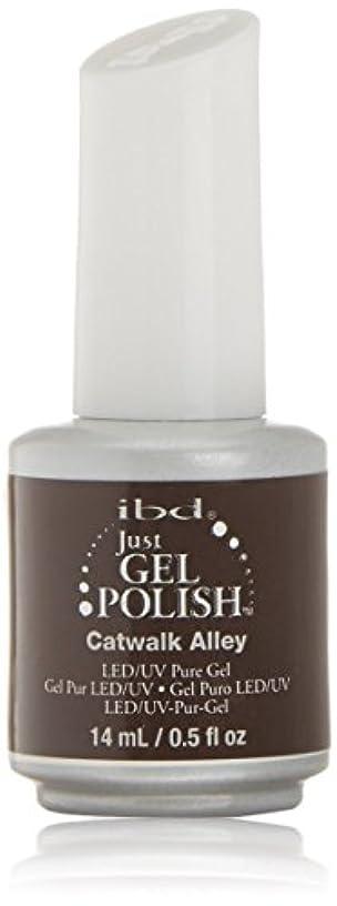 課税眠り不誠実ibd Just Gel Nail Polish - Catwalk Alley - 14ml / 0.5oz