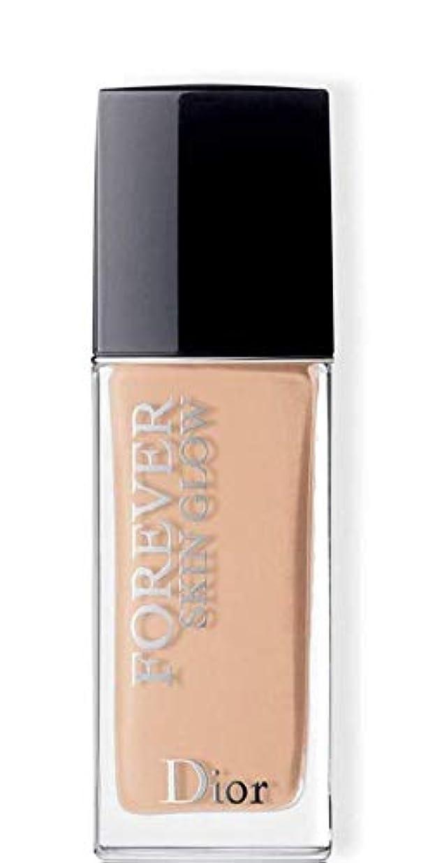 紀元前ダイヤモンド助けてクリスチャンディオール Dior Forever Skin Glow 24H Wear High Perfection Foundation SPF 35 - # 2CR (Cool Rosy) 30ml/1oz並行輸入品