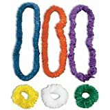 Forum Novelties 25066 Plastic Leis (2) Gift [並行輸入品]