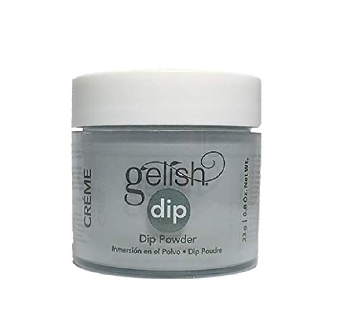寓話丘しかしながらHarmony Gelish - Dip Powder - Fashion Week Chic - 23g / 0.8oz