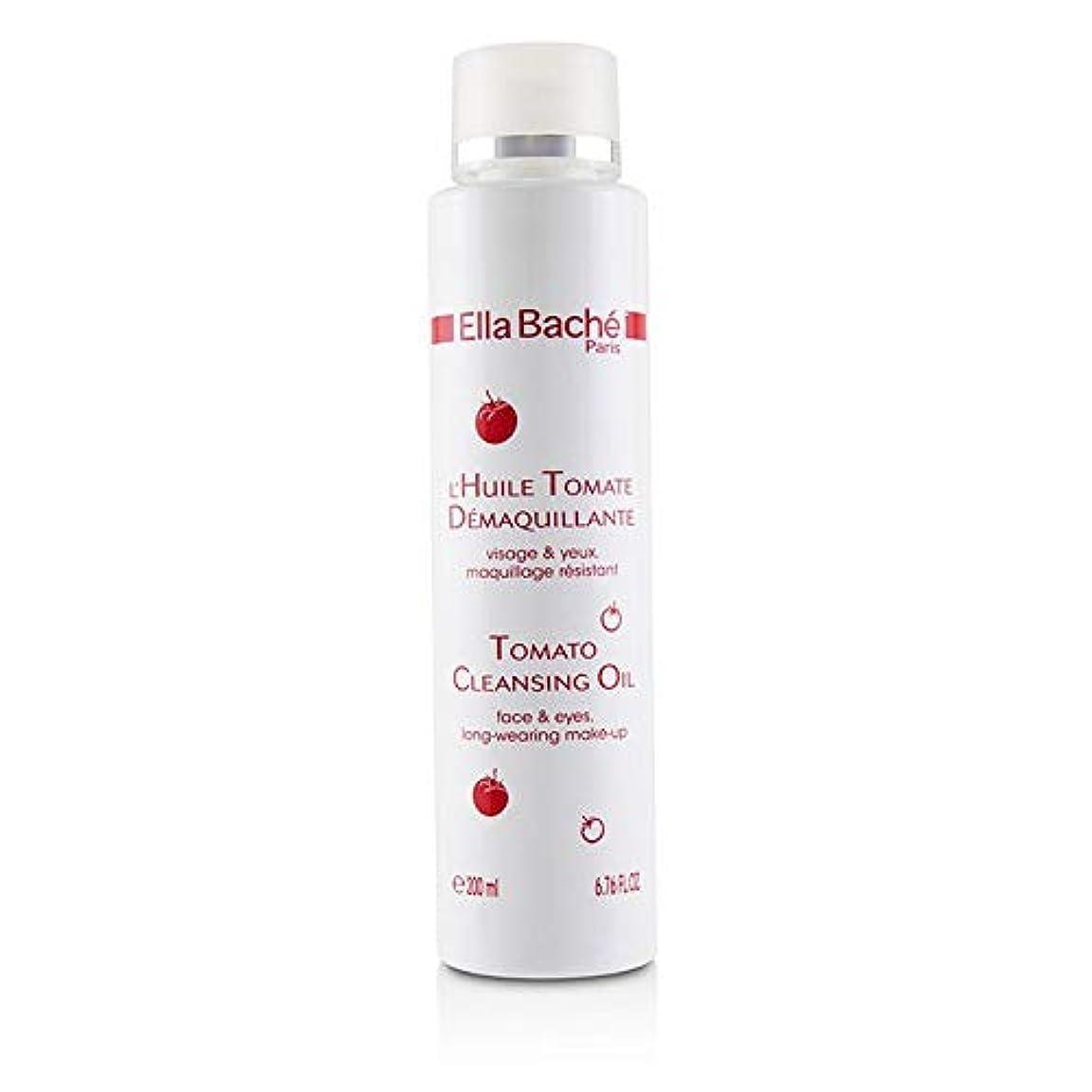 遺伝的殺人巨大なエラバシェ Tomato Cleansing Oil for Face & Eyes, Long-Wearing Make-Up 200ml/6.76oz並行輸入品