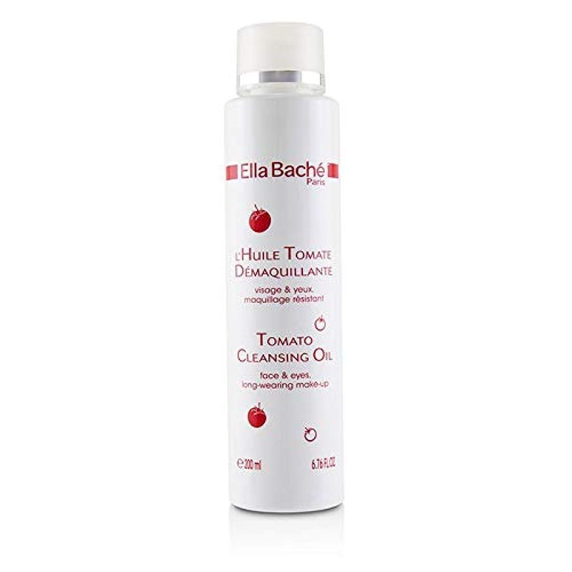 エラバシェ Tomato Cleansing Oil for Face & Eyes, Long-Wearing Make-Up 200ml/6.76oz並行輸入品