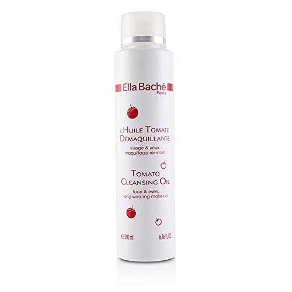 パンダファン分布エラバシェ Tomato Cleansing Oil for Face & Eyes, Long-Wearing Make-Up 200ml/6.76oz並行輸入品
