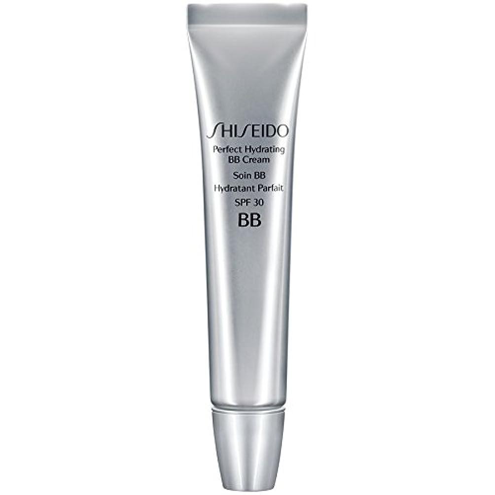 通訳狐毎月[Shiseido ] 資生堂完璧な水和BbクリームSpf 30 30ミリリットル媒体 - Shiseido Perfect Hydrating BB Cream SPF 30 30ml Medium [並行輸入品]