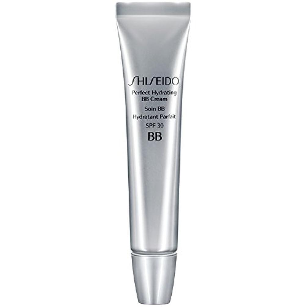 [Shiseido ] 資生堂完璧な水和BbクリームSpf 30 30ミリリットル媒体 - Shiseido Perfect Hydrating BB Cream SPF 30 30ml Medium [並行輸入品]