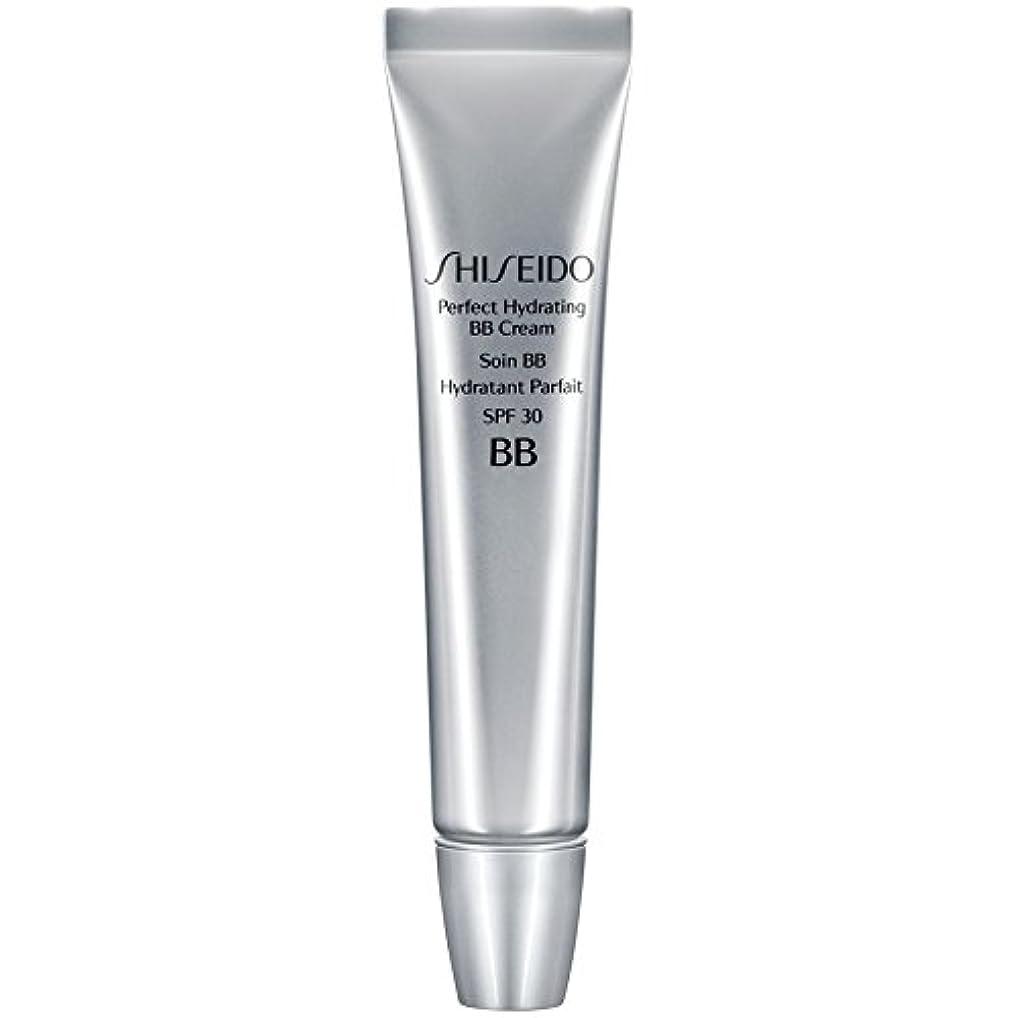 比率王族位置する[Shiseido ] 資生堂完璧な水和BbクリームSpf 30 30ミリリットル媒体 - Shiseido Perfect Hydrating BB Cream SPF 30 30ml Medium [並行輸入品]