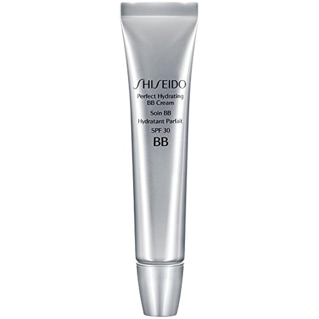 お世話になった幾分一回[Shiseido ] 資生堂完璧な水和BbクリームSpf 30 30ミリリットル媒体 - Shiseido Perfect Hydrating BB Cream SPF 30 30ml Medium [並行輸入品]