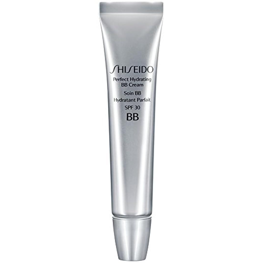 競争韓国緩める[Shiseido ] 資生堂完璧な水和BbクリームSpf 30 30ミリリットル媒体 - Shiseido Perfect Hydrating BB Cream SPF 30 30ml Medium [並行輸入品]