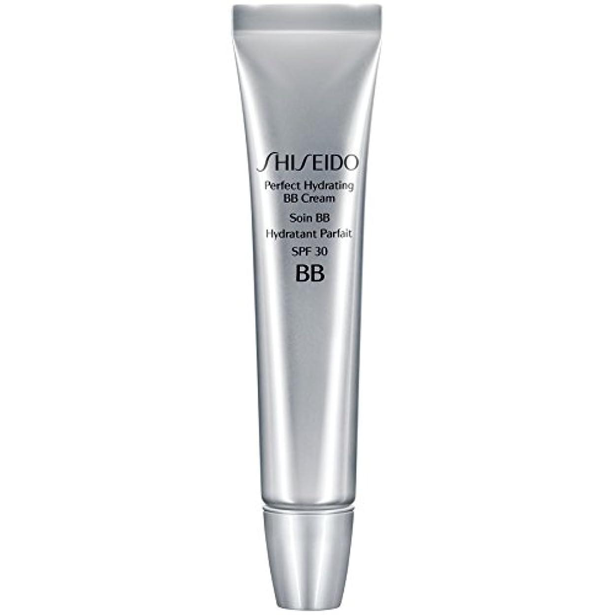 ゲスト勉強するトロリー[Shiseido ] 資生堂完璧な水和BbクリームSpf 30 30ミリリットル媒体 - Shiseido Perfect Hydrating BB Cream SPF 30 30ml Medium [並行輸入品]