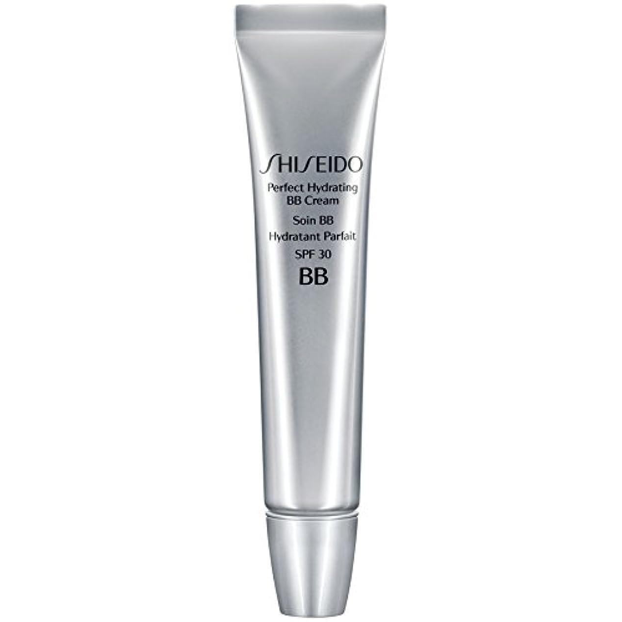 限定区画ブレイズ[Shiseido ] 資生堂完璧な水和BbクリームSpf 30 30ミリリットル媒体 - Shiseido Perfect Hydrating BB Cream SPF 30 30ml Medium [並行輸入品]