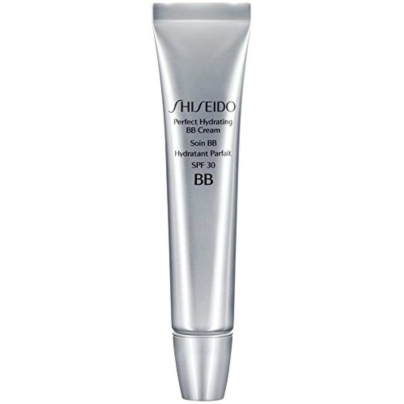 ファックス休みオフ[Shiseido ] 資生堂完璧な水和BbクリームSpf 30 30ミリリットル媒体 - Shiseido Perfect Hydrating BB Cream SPF 30 30ml Medium [並行輸入品]