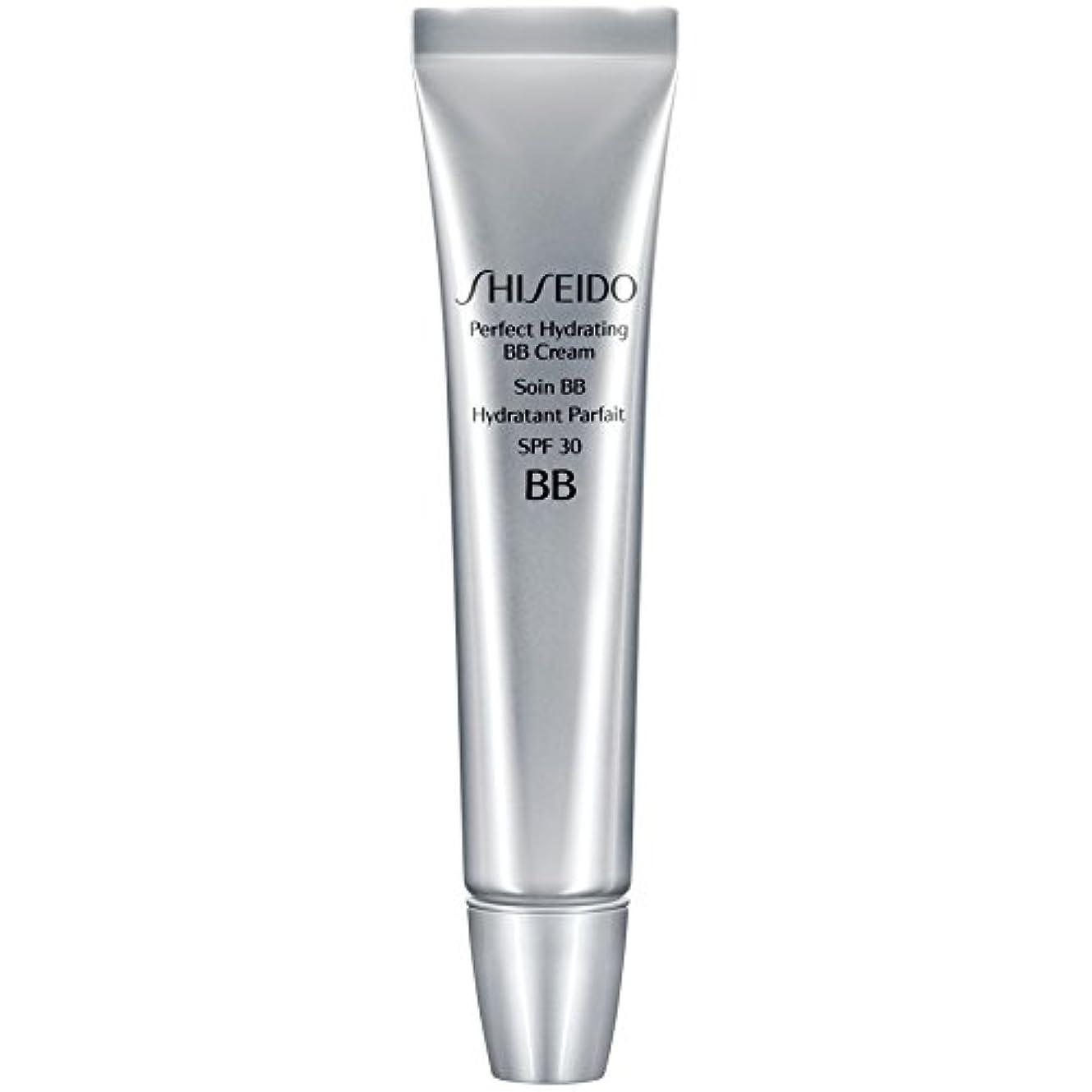 意図的匿名アクセント[Shiseido ] 資生堂完璧な水和BbクリームSpf 30 30ミリリットル媒体 - Shiseido Perfect Hydrating BB Cream SPF 30 30ml Medium [並行輸入品]
