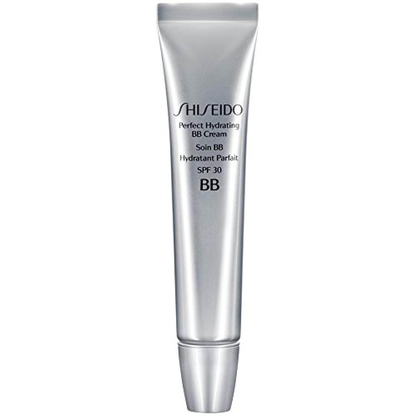 マンモスポルノ課税[Shiseido ] 資生堂完璧な水和BbクリームSpf 30 30ミリリットル媒体 - Shiseido Perfect Hydrating BB Cream SPF 30 30ml Medium [並行輸入品]