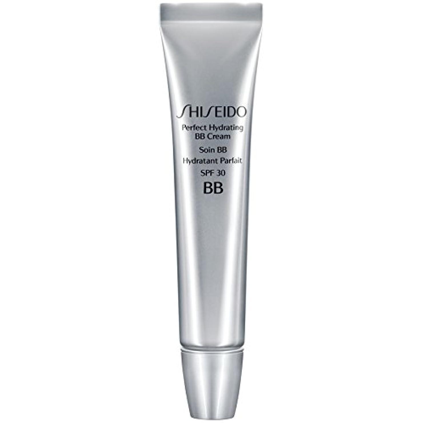 聴くパイルり[Shiseido ] 資生堂完璧な水和BbクリームSpf 30 30ミリリットル媒体 - Shiseido Perfect Hydrating BB Cream SPF 30 30ml Medium [並行輸入品]