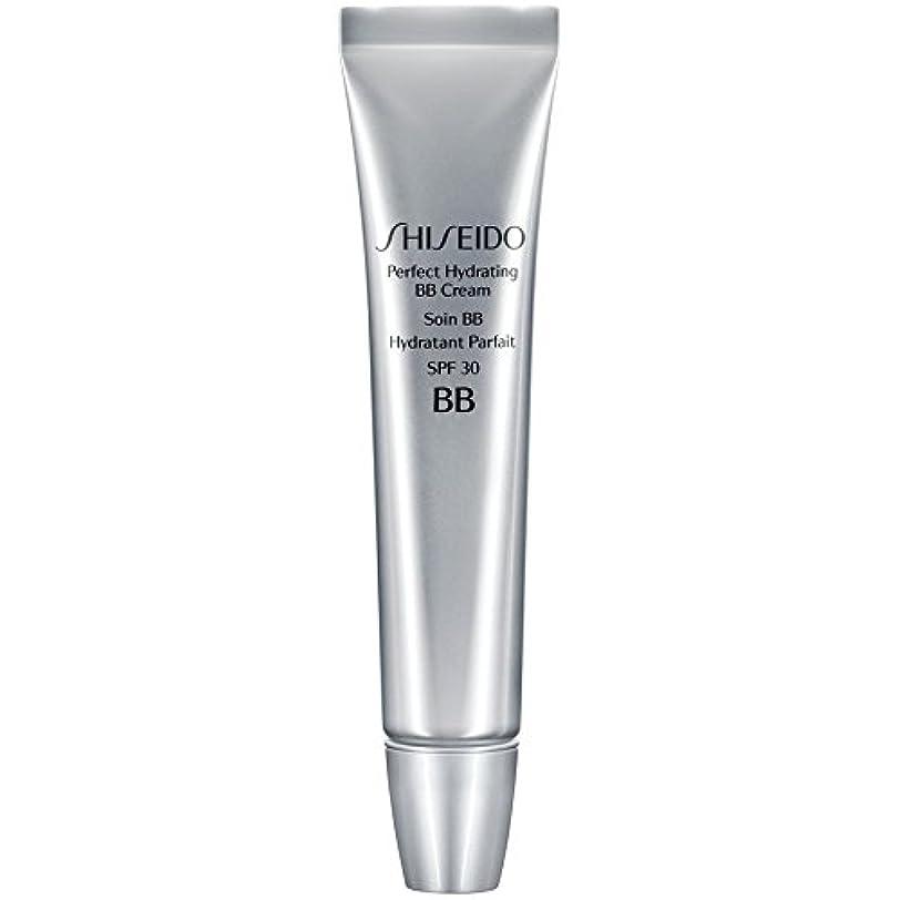 盆振動させる傾向[Shiseido ] 資生堂完璧な水和BbクリームSpf 30 30ミリリットル媒体 - Shiseido Perfect Hydrating BB Cream SPF 30 30ml Medium [並行輸入品]