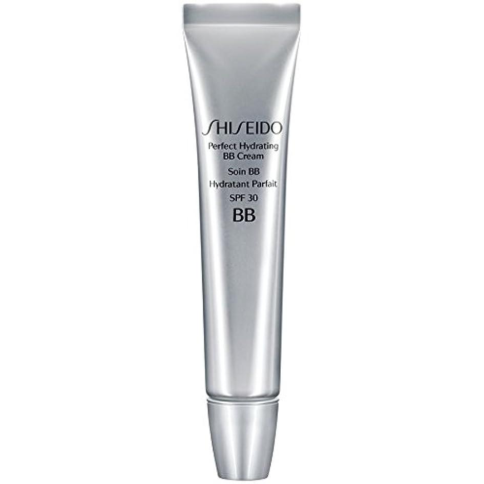 恥百万忠実に[Shiseido ] 資生堂完璧な水和BbクリームSpf 30 30ミリリットル媒体 - Shiseido Perfect Hydrating BB Cream SPF 30 30ml Medium [並行輸入品]