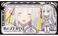 Re:ゼロから始める異世界生活 ブラックアルミ製カードケース エミリア