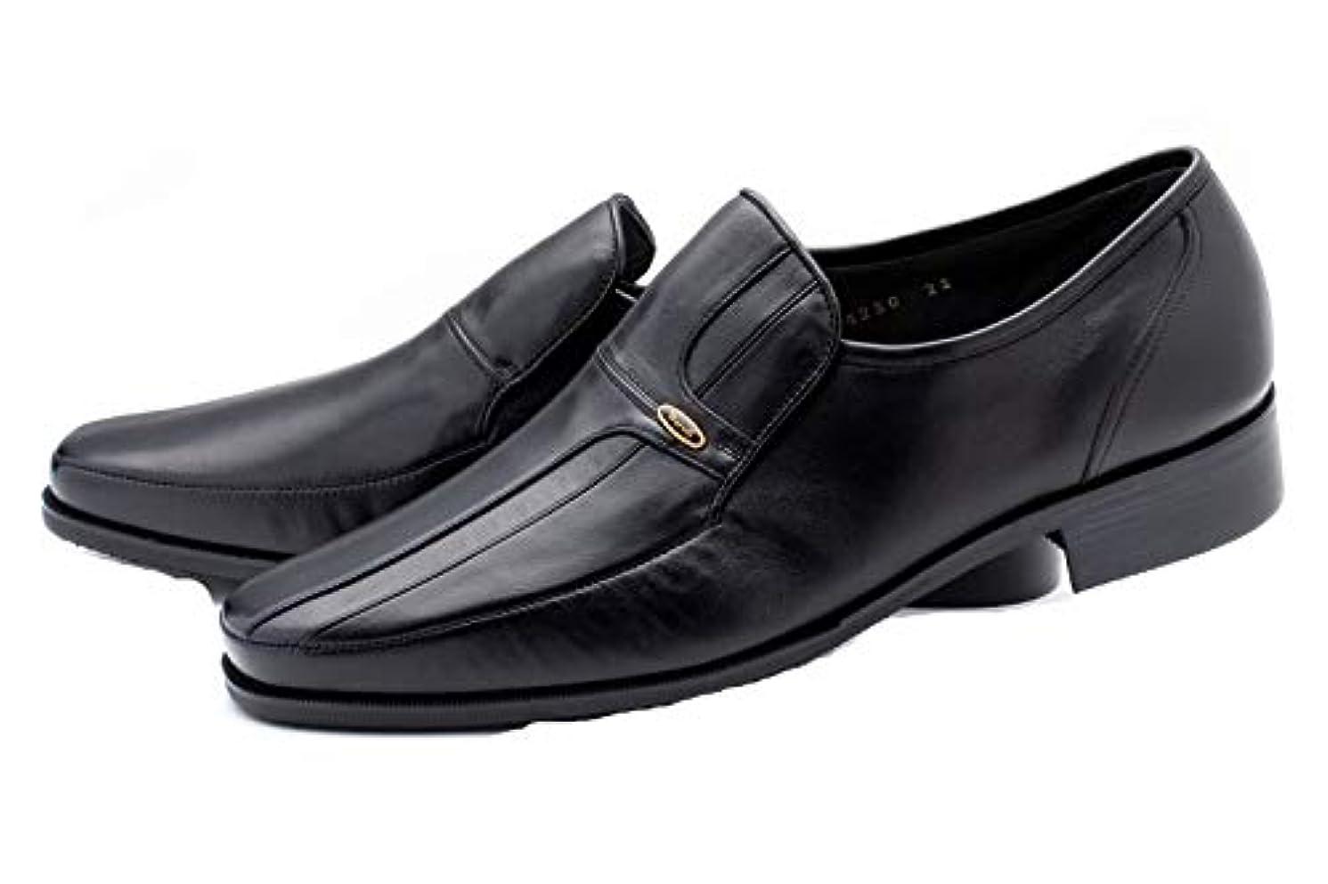 食物アプライアンス記述するMarelli マレリー MR4230 ビジネスシューズ 紳士靴 (27, ブラック)