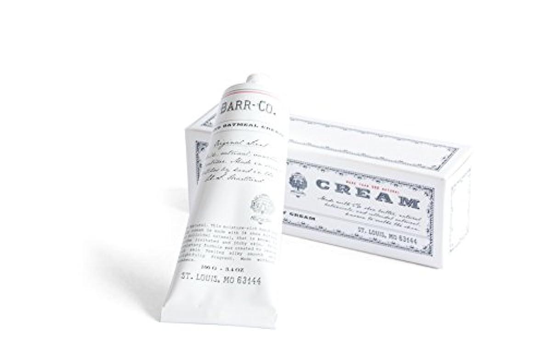 クローゼット汚物配当BARR-CO.(バーコー) ハンド&ボディクリーム