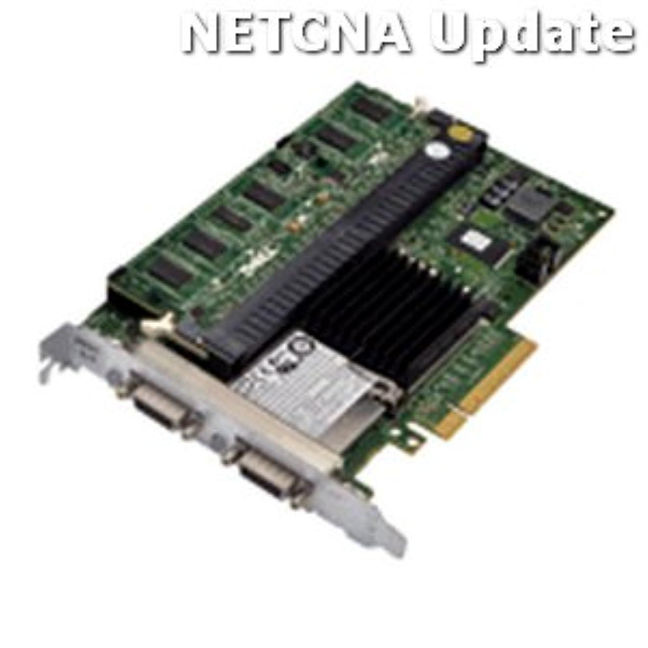 葉信頼性のある郵便局fy374 Dell PERC 6 / E 512 MB SAS RAIDコントローラ互換製品by NETCNA