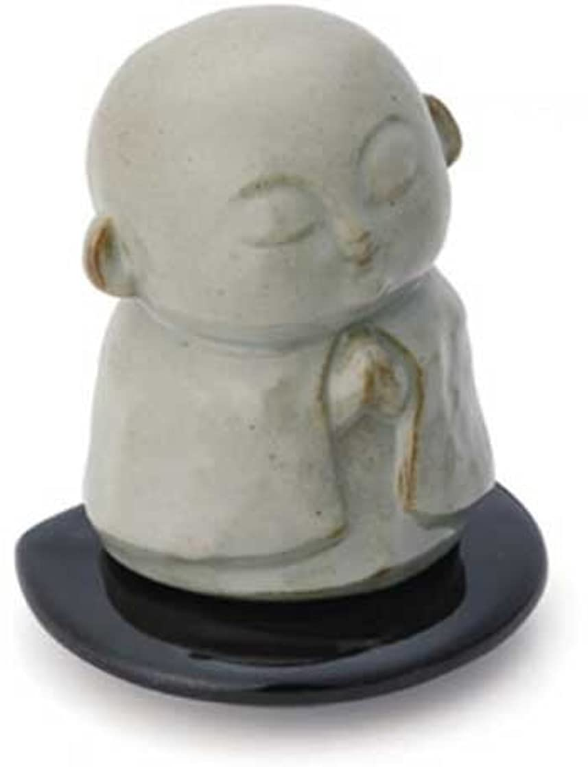 jizo-san Incense Holder