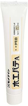セメダイン 木部補修用 木工パテA タモ白 50ml HC-151