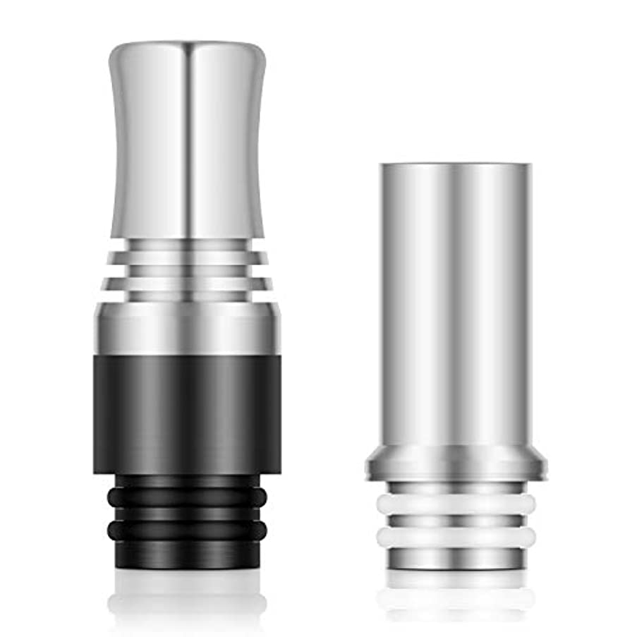 インディカ権利を与えるにんじんARASHI ドリップチップ ベイプ マウスピース 510規格 drip tip プルームテック ドリップチップ タバコカプセル装着可 スピットバック防止
