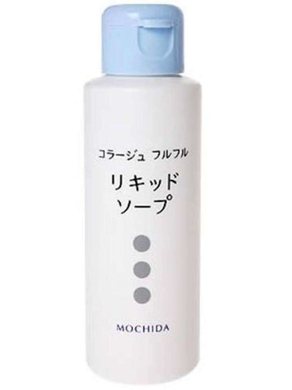 担保マウスアーカイブコラージュフルフル液体石鹸(100ml)