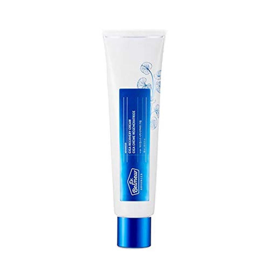 リテラシー尊厳宿ザ?フェイスショップドクターベルモアドバンスドシカリカバリークリーム60ml 韓国コスメ、The Face Shop Dr.Belmeur Advanced Cica Recovery Cream 60ml Korean Cosmetics [並行輸入品]