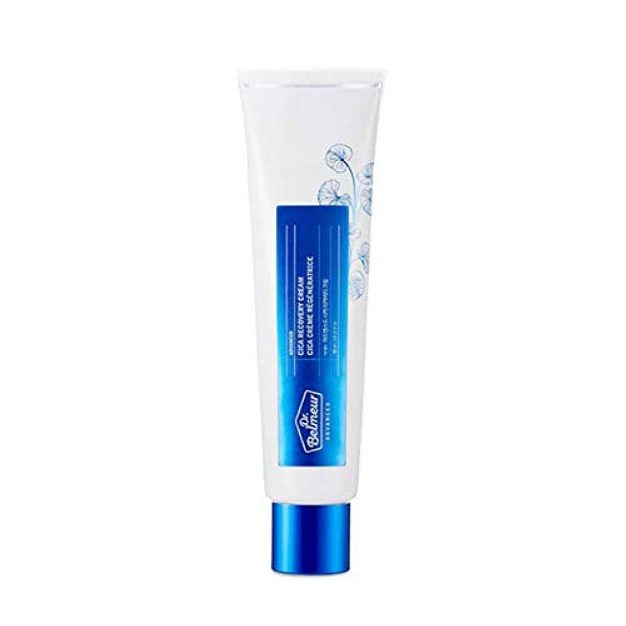 歯科医シビック養うザ?フェイスショップドクターベルモアドバンスドシカリカバリークリーム60ml 韓国コスメ、The Face Shop Dr.Belmeur Advanced Cica Recovery Cream 60ml Korean Cosmetics [並行輸入品]