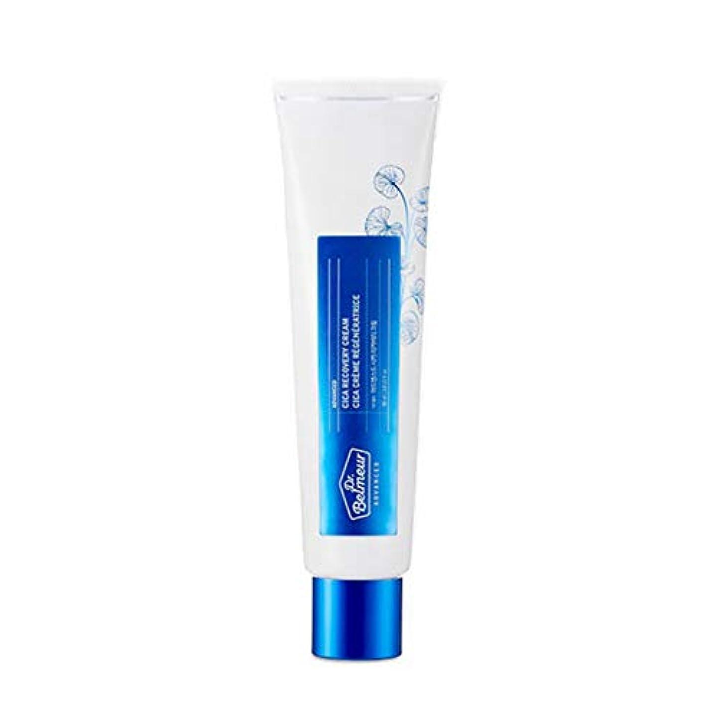 特権的鉄繁栄ザ?フェイスショップドクターベルモアドバンスドシカリカバリークリーム60ml 韓国コスメ、The Face Shop Dr.Belmeur Advanced Cica Recovery Cream 60ml Korean...