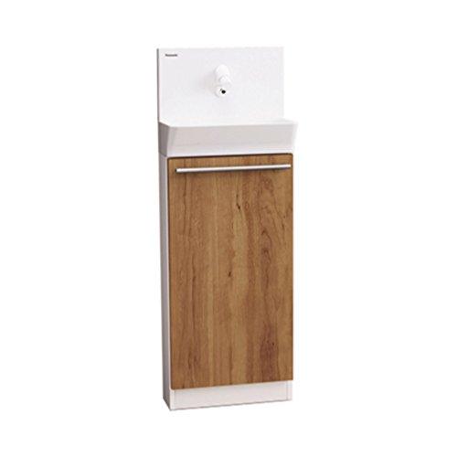 Panasonic アラウーノ 手洗い 据置きタイプ 床給水・床排水 手動水栓 タイプA(受注生産品) [XGHA7FS2S**S] スモークオーク柄[XB]