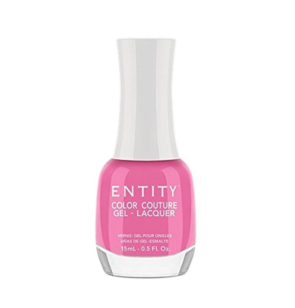 耐久勧める石膏Entity Color Couture Gel-Lacquer - Sweet Chic - 15 ml/0.5 oz