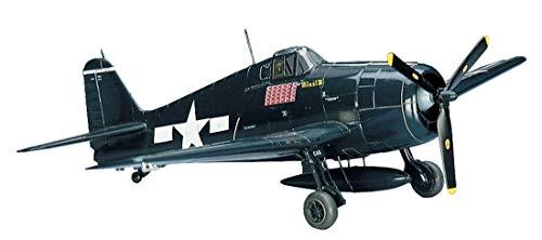 ハセガワ 1/72 アメリカ海軍 F6F-3/5 ヘルキャット プラモデル B11