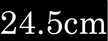 ロングブーツ コスプレ アニメ グッズ 47cm高 ヒール 3cm ブラウン ブラック サイズ いろいろ (ブラック 24.5 cm)