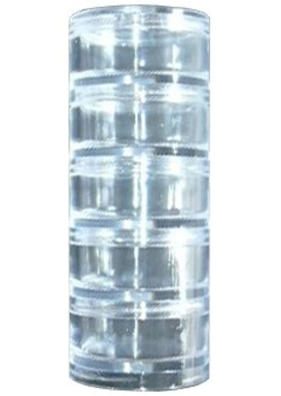 5連タワージャー ラウンドケース S(明邦化学工業)