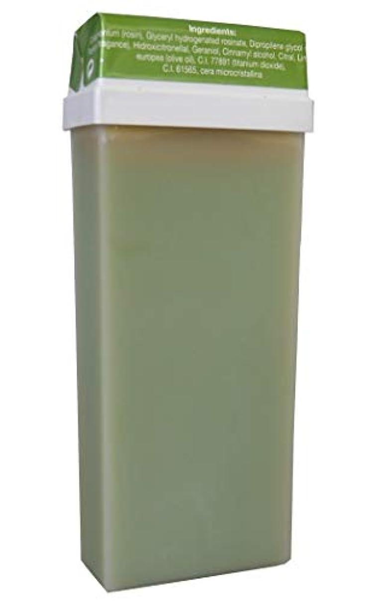 ソケット湿気の多い川BEAUTY IMAGE ブラジリアンワックス 脱毛 (オリーブ カートリッジ ロールオン 除毛ワックス 全身脱毛 100ml)