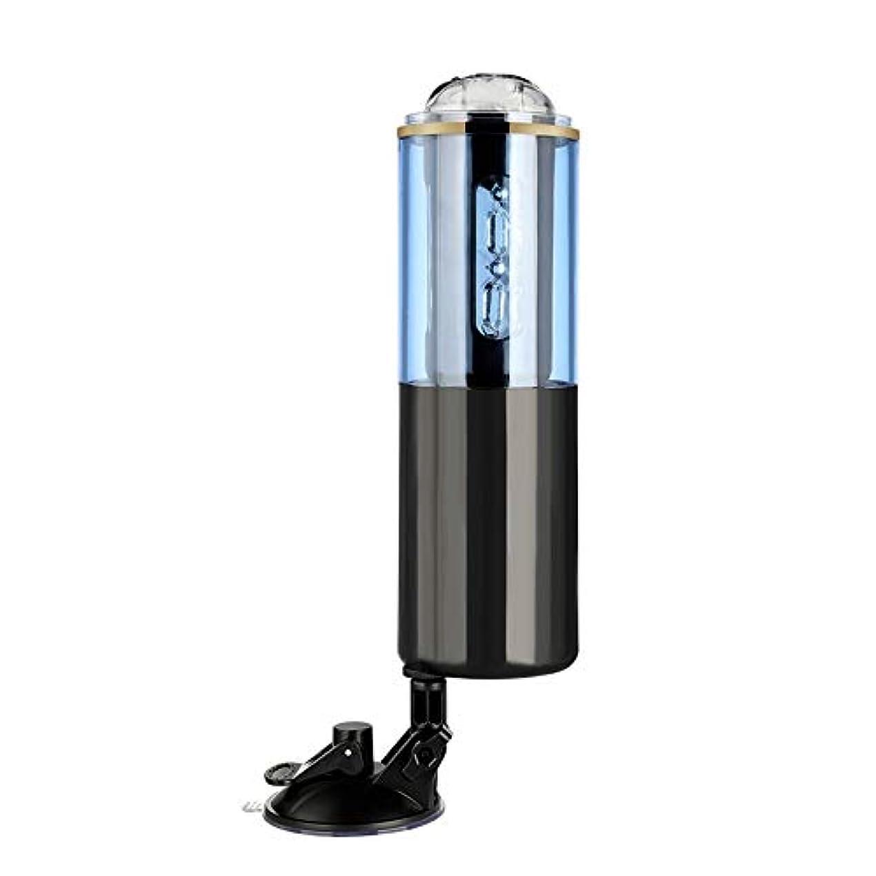 能力呼吸するコーンウォールWoouu ソフトシリコン素材10回転10伸縮式マスターカップソフトTPEバレンタインデープレゼント
