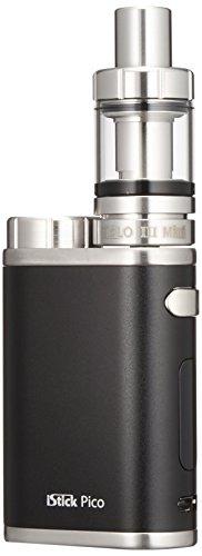 Eleaf 【正規品】iStick Pico+MELO3mini kit【sony vtc4電池付】【ACアダプター付】【温度管理コイル付】 (ブラック)