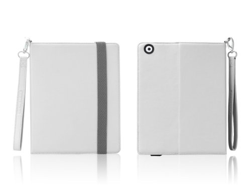 TUNEWEAR TUNEFOLIO for iPad 2 ホワイト TUN-PD-000064
