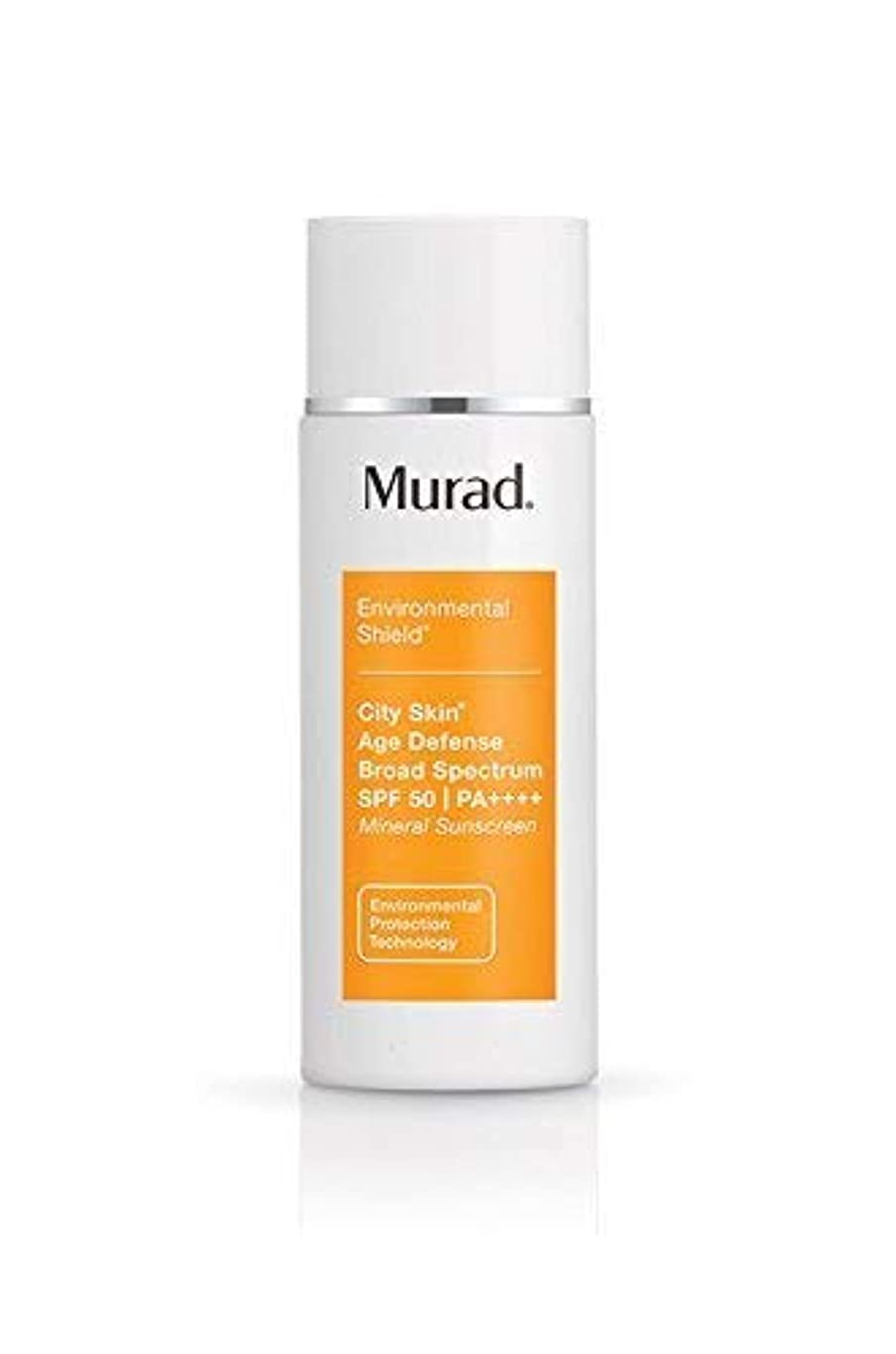バレエマウンド立ち向かうMurad City Skin Age Defense Broad Spectrum SPF 50 | PA++++ 50ml