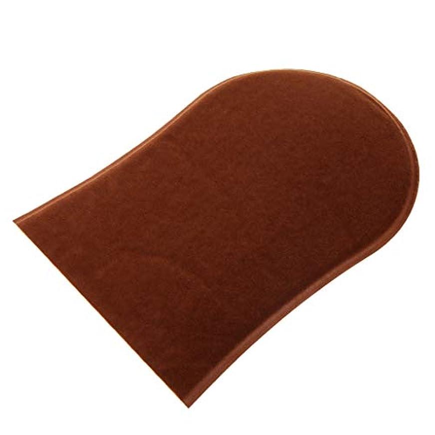 エッセイ牧師切断するSharplace 手袋 グローブ ハンドケア セルフタンニング 防水 再利用可能 両面 約19*12cm