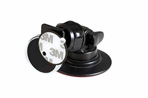 【エレワークス】 コムテック(COMTEC) レーダー探知機用 マグネット式 小型タイプ車載用 粘着・貼付 取付スタンド (付属スタンド代用品)