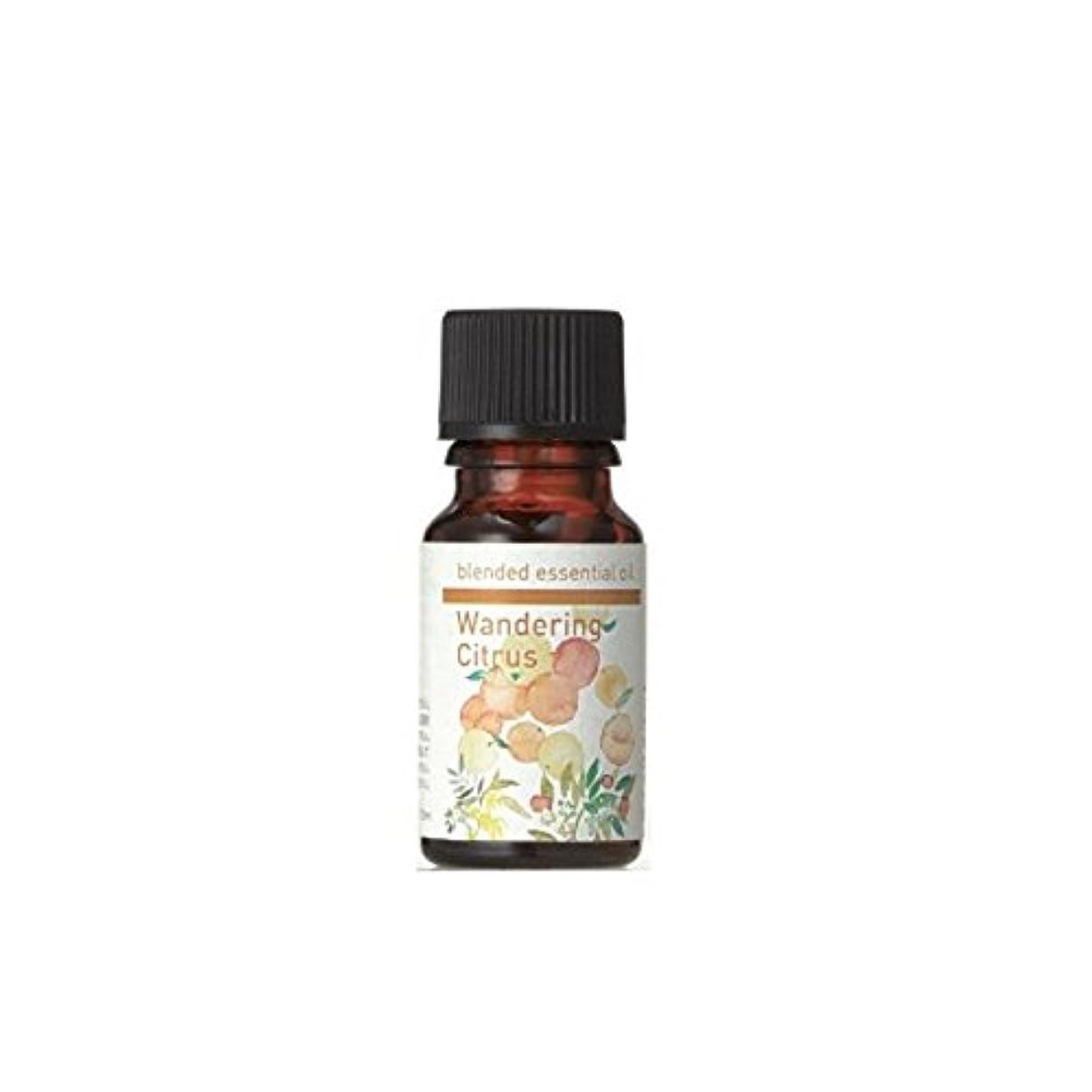 回想暖かさ擁する生活の木 ブレンドエッセンシャルオイル ワンダリングシトラス [30ml] エッセンシャルオイル/精油